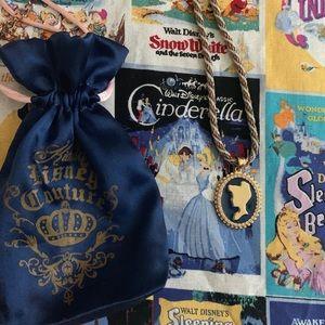 Disney  Kidada necklace Cinderella silhouette